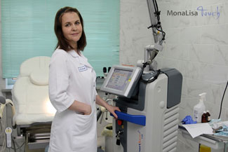 Технология MonaLisa Touch компании DEKA