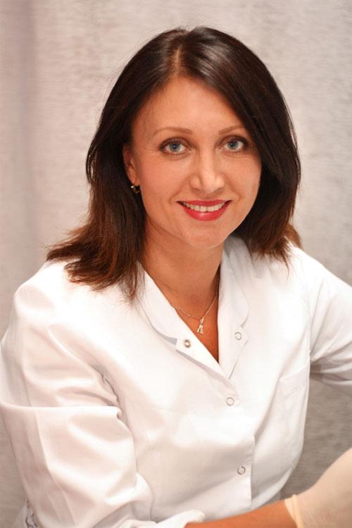 Лилия Бикинеева