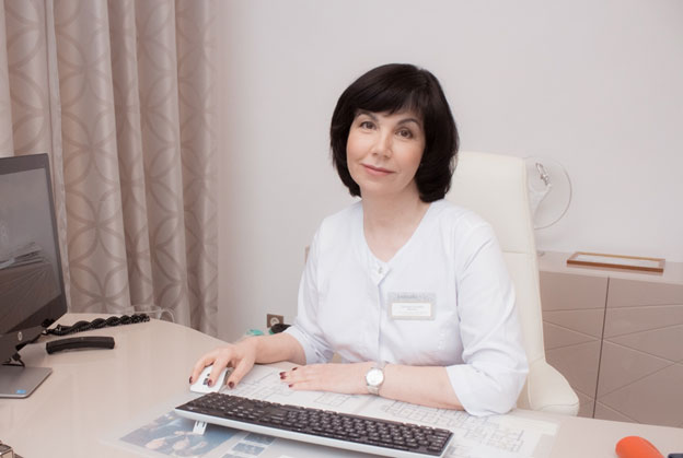 Светлана Леоновна Жабоева