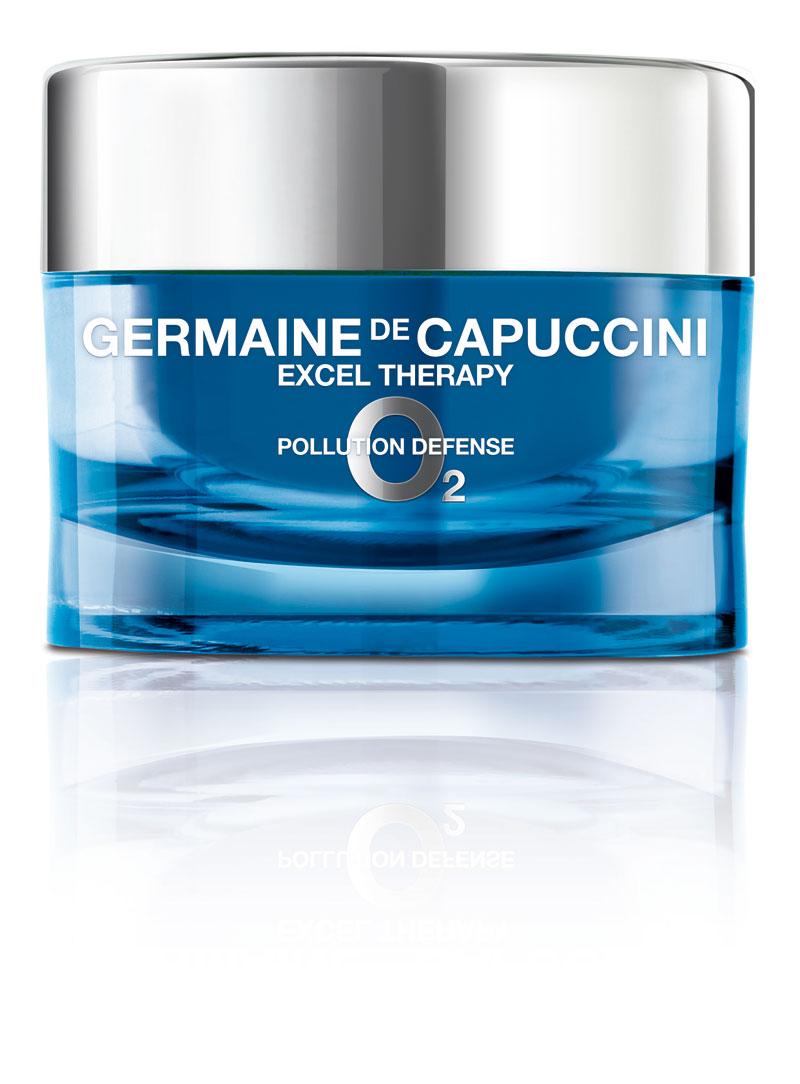 Excel Therapy O2 Оксигенирующая крем, 50 мл (Germaine de Capuccini, Испания)