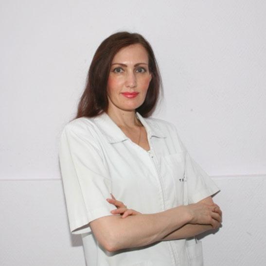 Ирина Арбатская