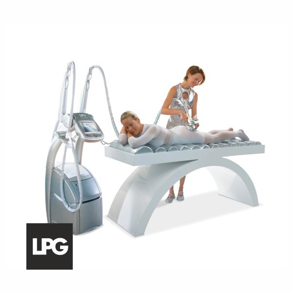 Эндермология или LPG массаж