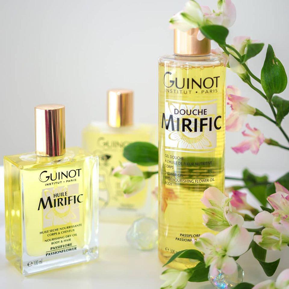 Всплеск ароматов с коллекцией Mirific от Guinot