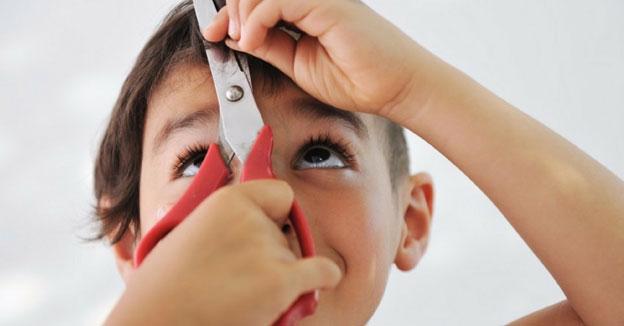 Как постричь ребенка без истерик
