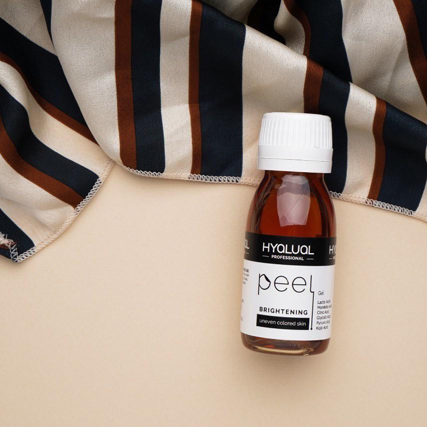 Добавляем коже яркости: Brightening Peel