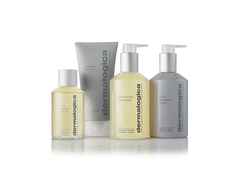 Dermalogica Body Collection - искусство принимать ванну по-новому