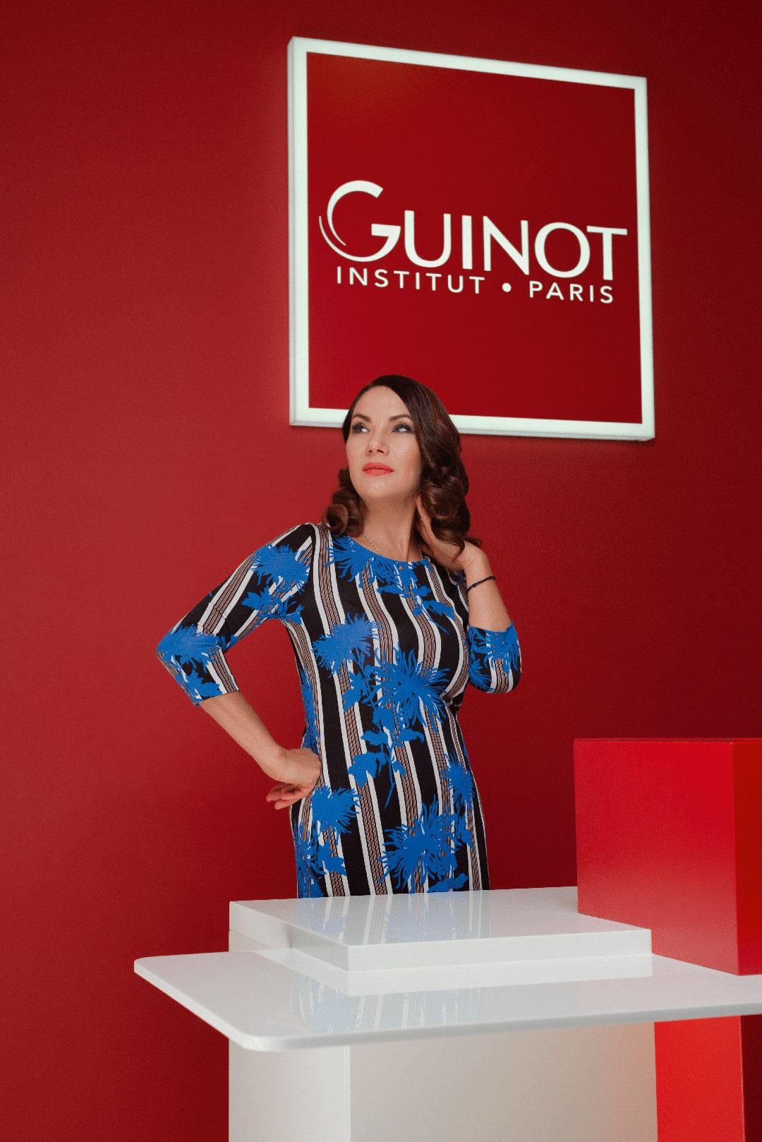 Guinot Россия: в работе дистрибьютора не бывает мелочей