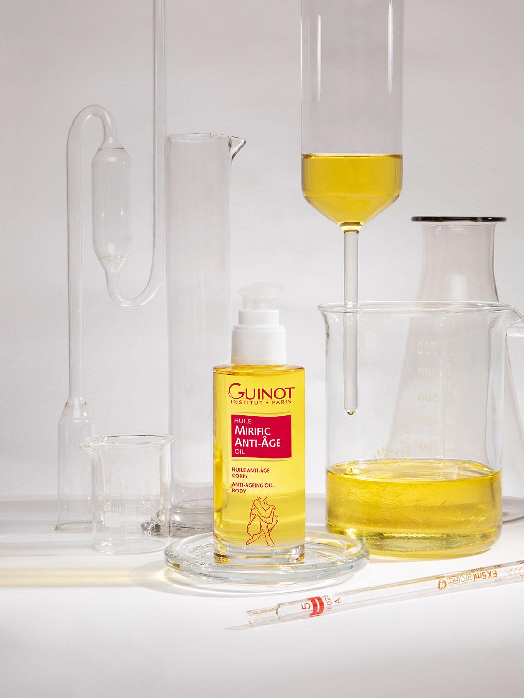 Huile Mirific Anti-Âge/Антивозрастное масло для тела Mirific