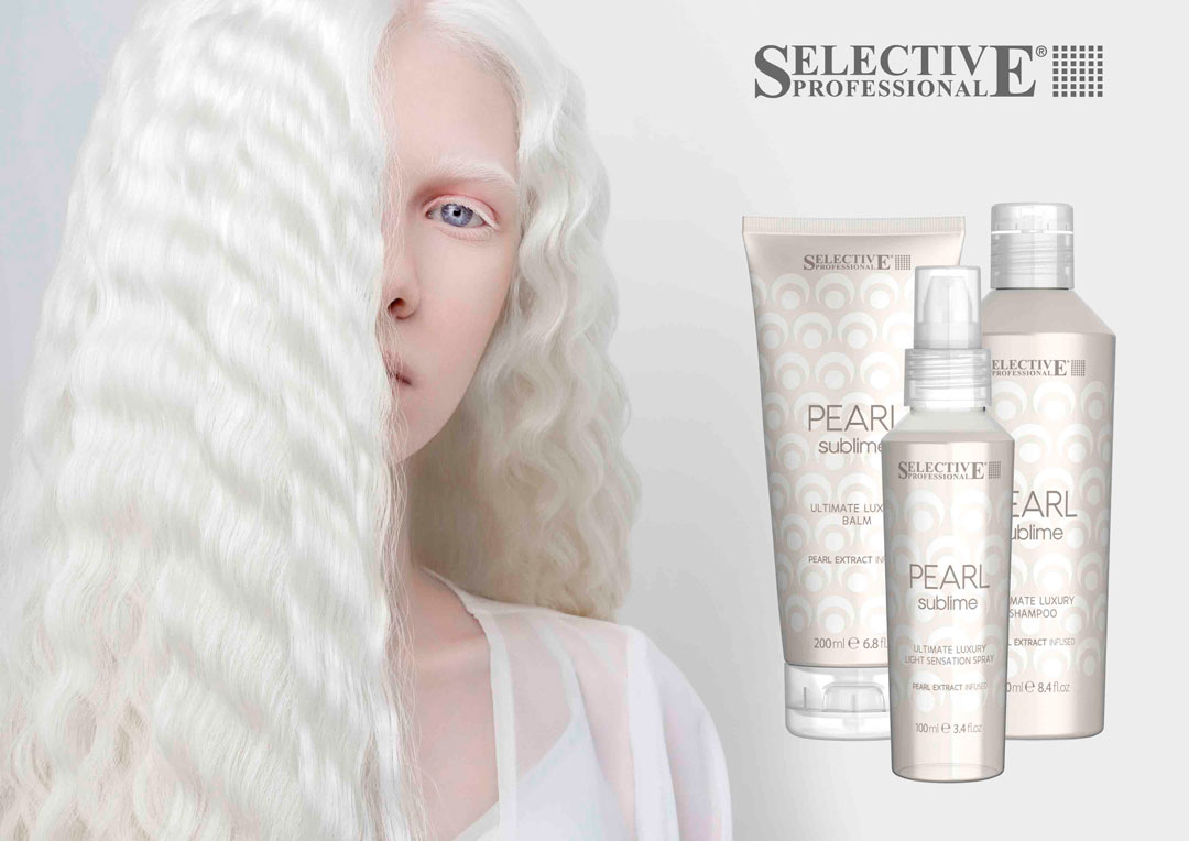 Разбор шампуня Pearl бренда Selective