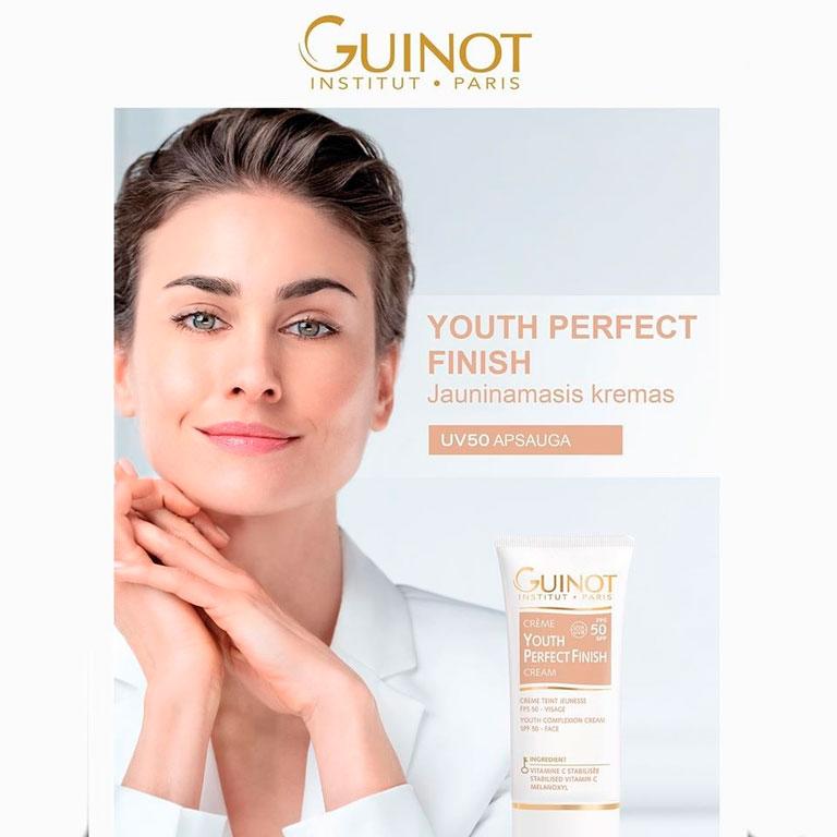 Новый крем Guinot Youth Perfect Finish