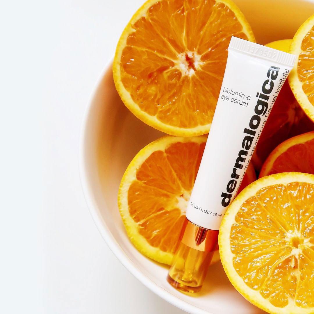 Клинически доказанное осветляющее действие: BioLumin-C Eye Serum/Биолюмин серум с витамином С для глаз