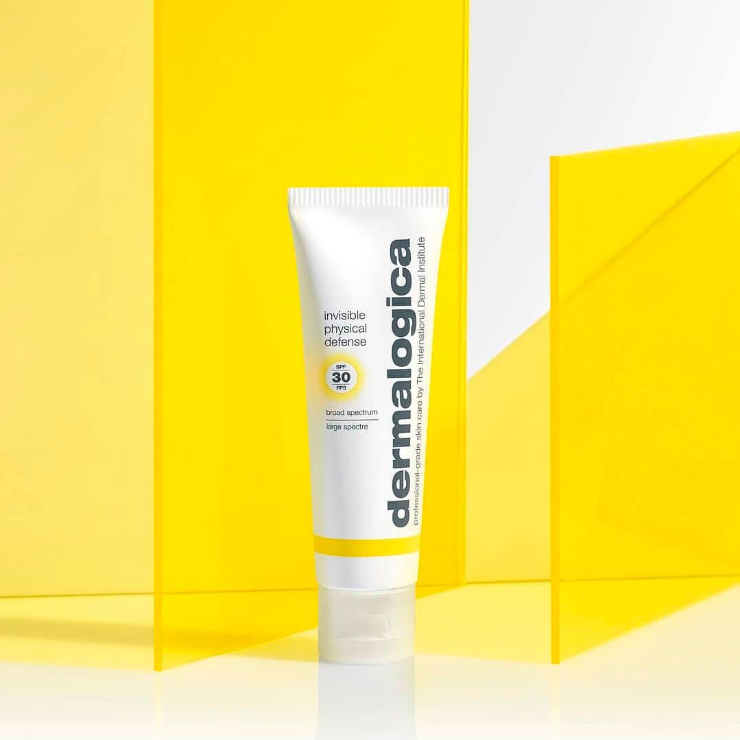 Остаётся невидимкой, надёжно защищая кожу от ультрафиолета