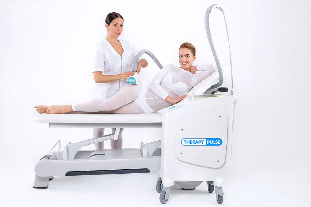 THERAPY PULSE аппарат для коррекции фигуры