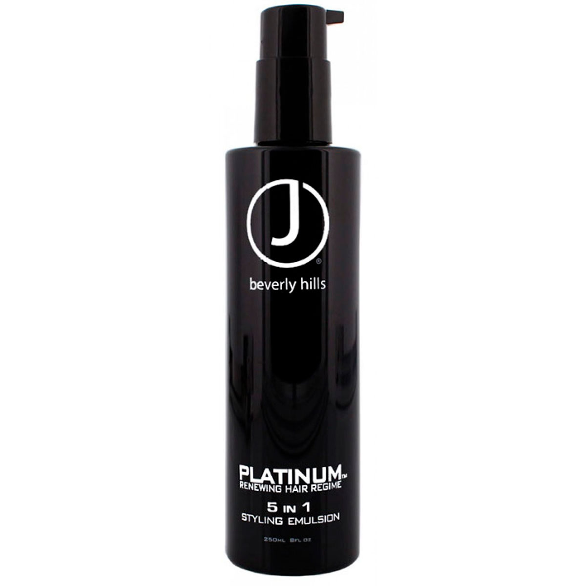 Разбор стайлинга J Beverly Hills Platinum 5-in-1 Styling Emulsion